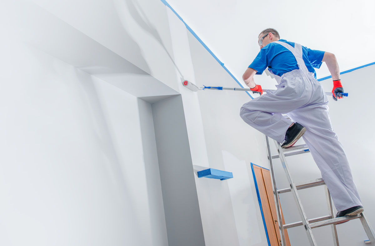 malowanie domu