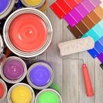 Profesjonalny wzornik kolorów farb