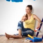 Jak malować ściany wewnętrzne?