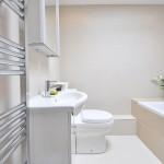 Typowe akcesoria łazienkowe